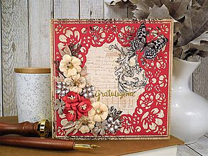 Papiernictvo - Elizabeth pohľadnica - 10540928_