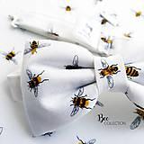 Pánsky motýlik - Včelár