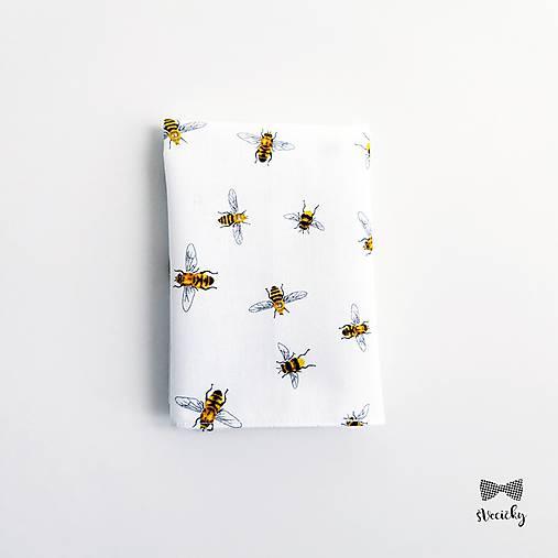 Pánska vreckovka do saka - Včelár