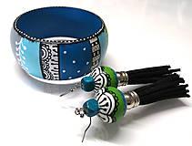 Sady šperkov - Sada šperkov Cup Cake - 10540797_