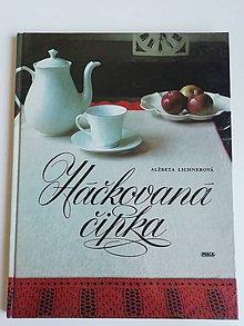 Návody a literatúra - Kniha - Háčkovaná čipka - 10540671_