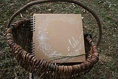 Darčeky pre svadobčanov - Svadobná kniha hostí - 10540831_
