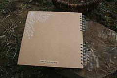 Darčeky pre svadobčanov - Svadobná kniha hostí - 10540846_