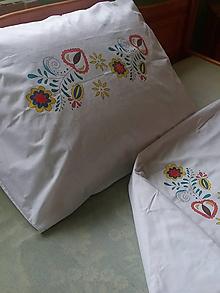 Úžitkový textil - Krásne posteľné obliečky - 10541068_