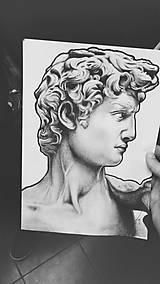 Kresby - Greek statue - 10541311_