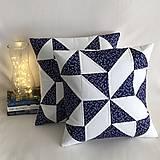 Úžitkový textil - Hviezda - obliečky 40x40 (2ks) - 10542996_