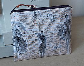 Taštičky - SAShEnka no. 190 - modelky taštička - 10545355_