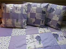 Úžitkový textil - V objatí levandule... - 10544011_