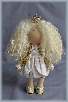Bábiky - Jej Veličenstvo - 10543641_