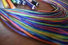 Náhrdelníky - Eko náhrdelník - mix I. - 10543661_