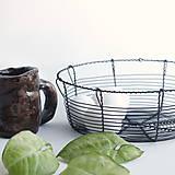 Košíky - košík vyrobený tradične - 10547017_
