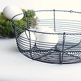 Košíky - košík vyrobený tradične - 10547022_