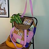Nákupné tašky - Taška na trh - 10548862_