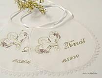 Iné doplnky - svadba-podbradníky - 10548011_