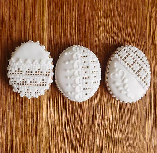 """Dekorácie - Perníkové vajíčko """"MALÉ"""" - 10546362_"""
