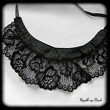 Náhrdelníky - Gotický náhrdelník - 10545558_