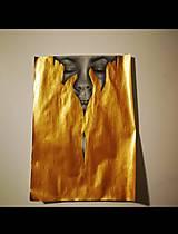 Kresby - Golden touch - 10546978_