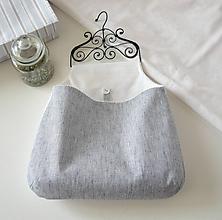 Úžitkový textil - Oraganizér s kovovým držiakom - 10547796_