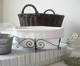 Košíky - Košík vanička - 10548109_