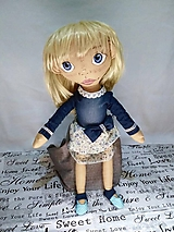 Hračky - Bábika Matilda - 10549835_