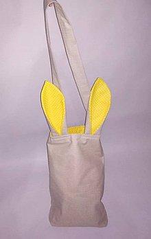 Nákupné tašky - Ušiakova taška - 10549766_