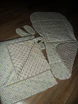 Textil - Set do kočíka - na mieru do 4Baby rapid - 10551513_