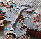Detské oblečenie - Moja Maminka/ detské tričko - 10551294_