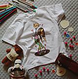 Detské oblečenie - Moja Maminka/ detské tričko - 10551297_