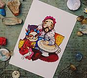 Grafika - Párty s tatinkom - 10551633_