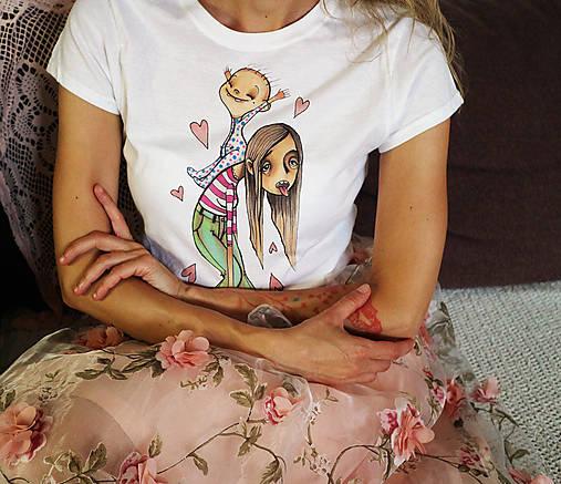 Moja Maminka/ dámske tričko