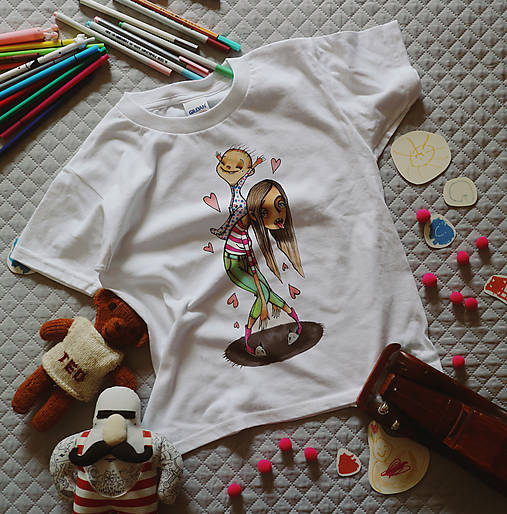 Moja Maminka/ detské tričko