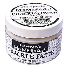 Farby-laky - Krakelovacia pasta,Stamperia, jednokroková, 150 ml - 10549220_