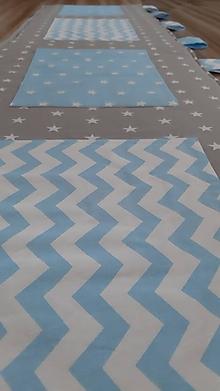 Úžitkový textil - Zástena za posteľ ... - 10551735_