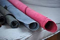 Suroviny - Zbytky koží - väčšie kusy - 10550627_