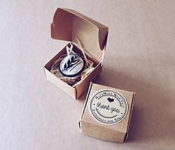 Odznaky/Brošne - Odznak z keramiky - 10550523_