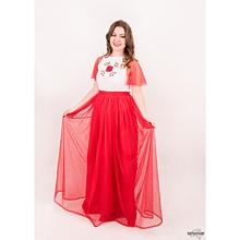 Šaty - Červené.. - 10551486_