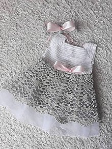 Detské oblečenie - Šatky s čelenkou - 10550107_