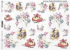 Papier - ryžový papier ITD 1579 - 10552069_