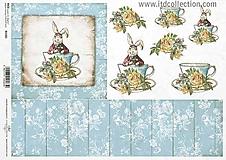 Papier - ryžový papier ITD 1581 - 10552079_