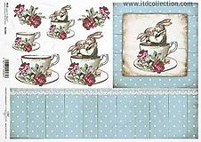 Papier - ryžový papier ITD 1583 - 10552090_