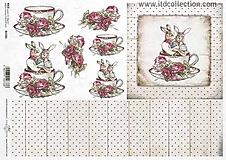Papier - ryžový papier ITD 1585 - 10552097_