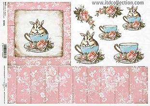 Papier - ryžový papier ITD 1584 - 10552094_