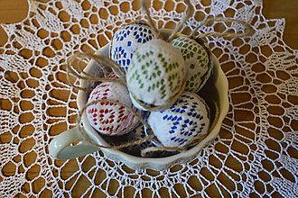 """Dekorácie - Orieškové """"vajíčka"""" - 10552299_"""