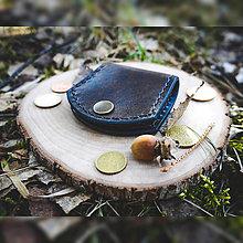 Peňaženky - Drobná kapsička na drobné - 10549723_