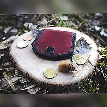 Peňaženky - Drobná kapsička na drobné - 10549735_