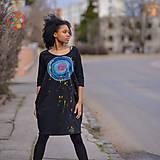 Šaty - Origo šaty kruh limit - 10549636_