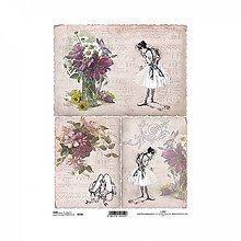 Papier - Ryžový papier R726 - A4 - 10551970_