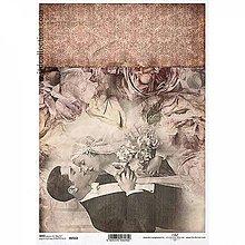 Papier - Ryžový papier R1540 - A4 - 10551981_
