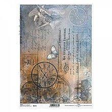 Papier - Ryžový papier R1411 - A4 - 10552159_