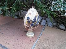 Dekorácie - vtáčiky - 10549801_